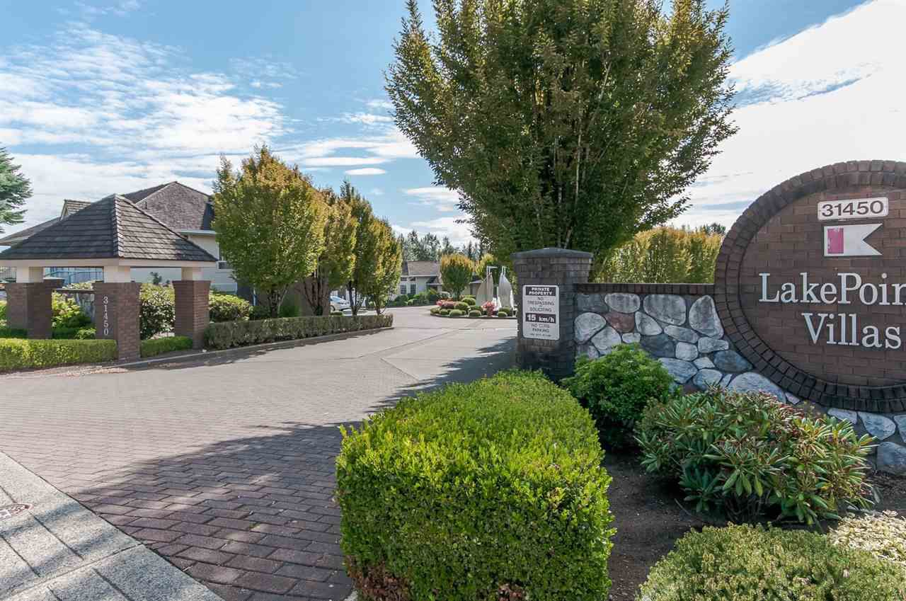 Main Photo: 45 31450 SPUR AVENUE in : Abbotsford West Townhouse for sale : MLS®# R2118376