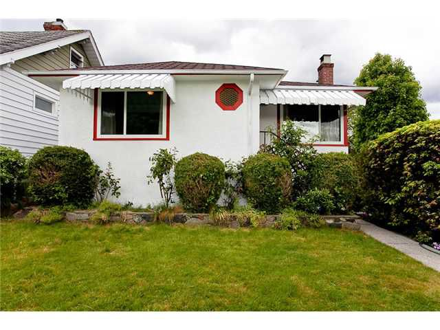 Main Photo: 5892 CREE Street in Vancouver: Main House for sale (Vancouver East)  : MLS®# V953320