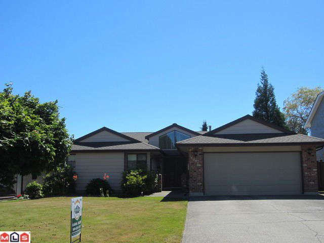 Main Photo: 2072 156A Street in Surrey: King George Corridor House for sale (South Surrey White Rock)  : MLS®# F1219592