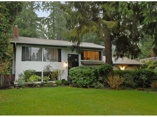 "Main Photo: 1914 127A Street in Surrey: Crescent Bch Ocean Pk. House for sale in ""OCEAN PARK"" (South Surrey White Rock)  : MLS®# F1301799"