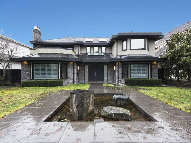 Main Photo: 5769 CARTIER ST in Vancouver: South Granville House for sale (Vancouver West)  : MLS®# V1103816