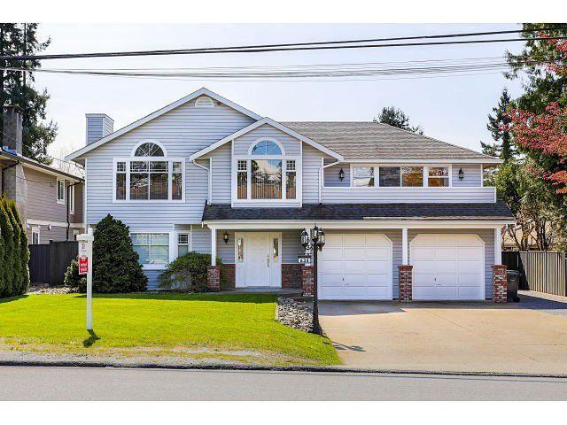Main Photo: 634 THOMPSON AV in Coquitlam: Coquitlam West House for sale : MLS®# V1114629