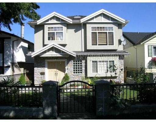 Main Photo: 2779 E 15TH Ave in Vancouver: Renfrew Heights House for sale (Vancouver East)  : MLS®# V624888