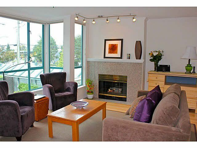 Main Photo: 201 1318 W 6TH AVENUE in : Fairview VW Condo for sale : MLS®# V1029576