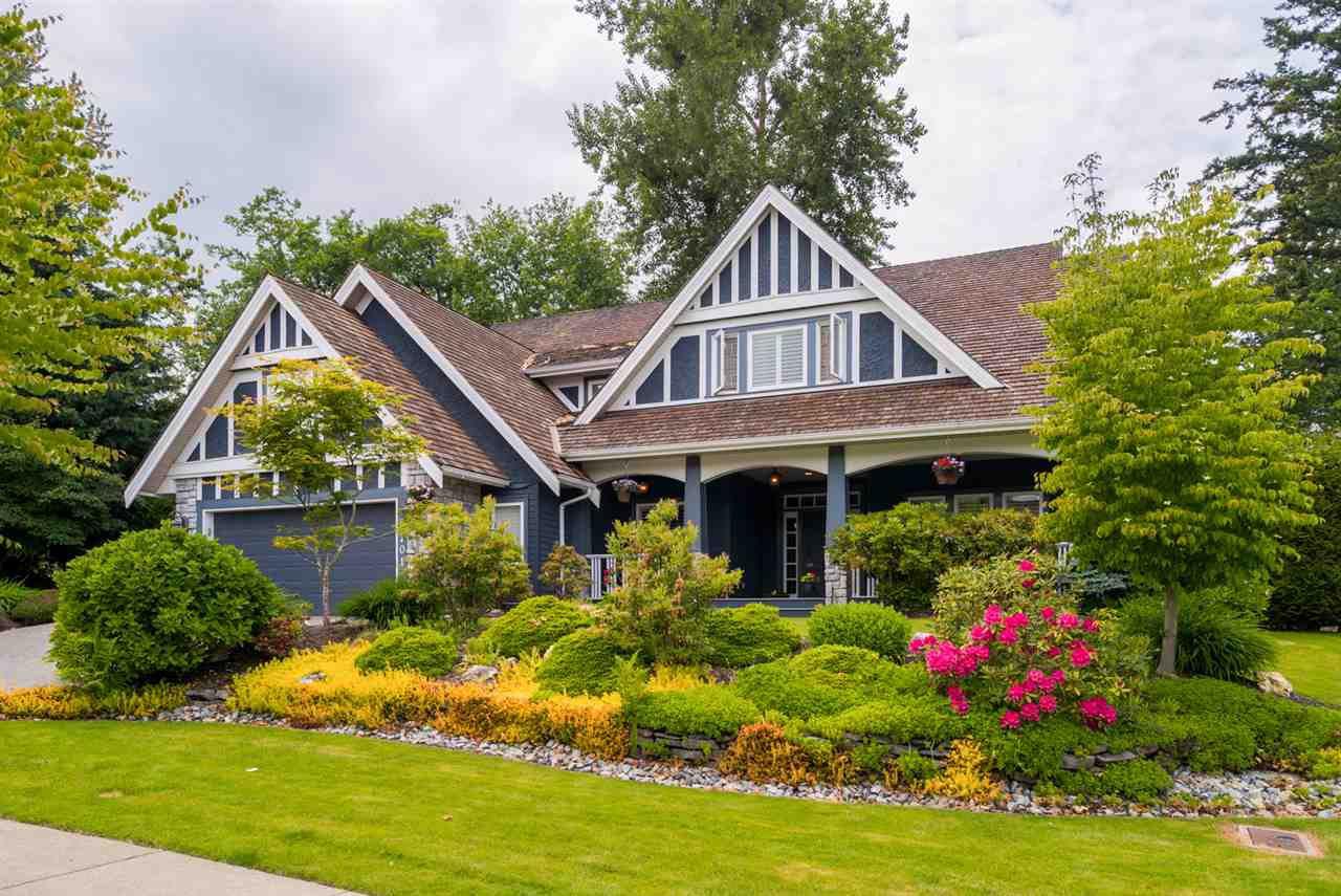 Main Photo: 3701 DEVONSHIRE DRIVE in Surrey: Morgan Creek House for sale (South Surrey White Rock)  : MLS®# R2353790