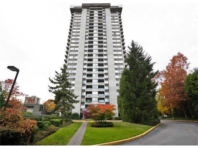 """Main Photo: 2002 9521 CARDSTON Court in Burnaby: Government Road Condo for sale in """"CONCORDE PLACE"""" (Burnaby North)  : MLS®# V957071"""