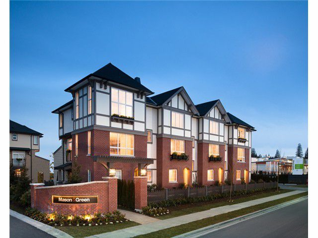 Main Photo: # 1 7848 209TH ST in Langley: Willoughby Heights Townhouse for sale : MLS®# F1428592