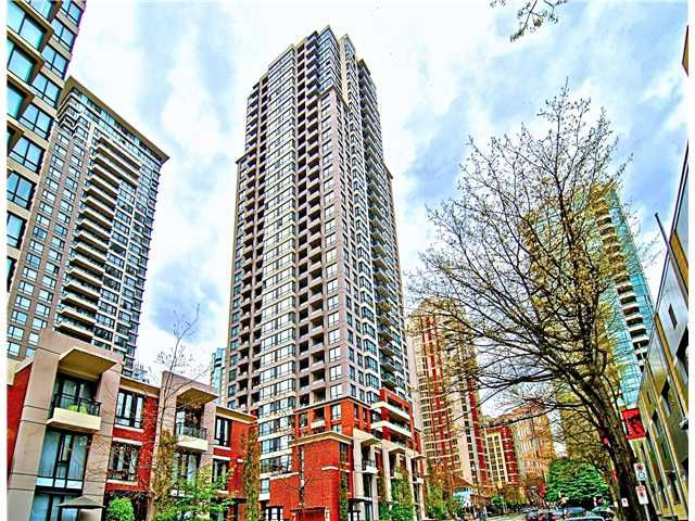 Main Photo: 2507 909 Mainland Street in vancouver: Yaletown Condo  (Vancouver West)  : MLS®# R2037241