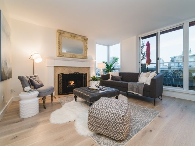 Main Photo: 801 1935 HARO STREET in Vancouver: West End VW Condo for sale (Vancouver West)  : MLS®# R2273767