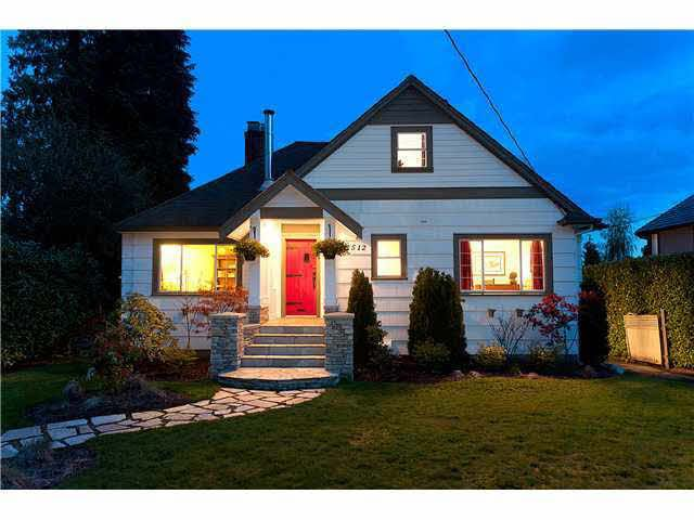 Main Photo: 2512 Mathers Avenue in West Vancouver: Dundarave House for sale : MLS®# V886566