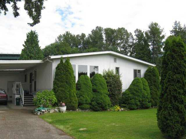 Main Photo: 400 Sundance Crescent in West Vancouver: Park Royal Manufactured Home for sale : MLS®# V958841