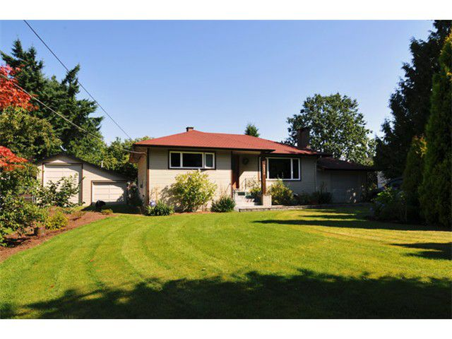 "Main Photo: 22579 124TH Avenue in Maple Ridge: East Central House for sale in ""CENTRAL MAPLE RIDGE"" : MLS®# V967385"