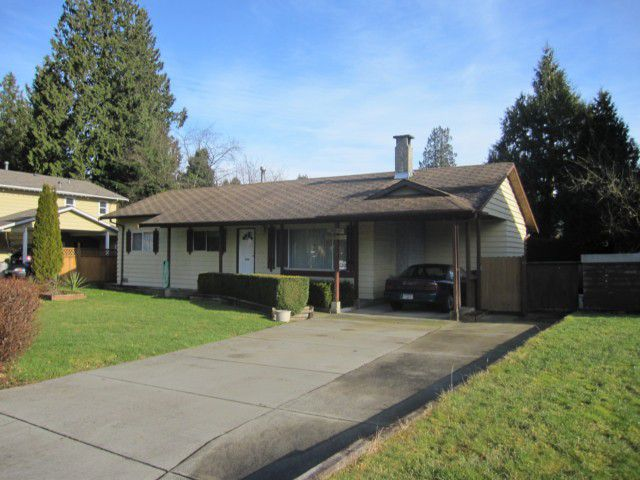 Main Photo: 11726 FRASERVIEW Street in Maple Ridge: Southwest Maple Ridge House for sale : MLS®# V986209
