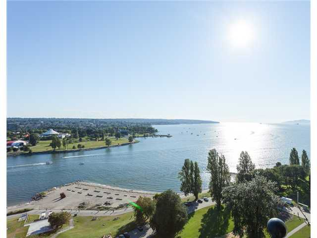 Main Photo: 1901 1311 BEACH Avenue in Vancouver: West End VW Condo for sale (Vancouver West)  : MLS®# V1015340