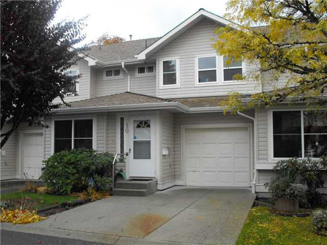 Main Photo: 10 11870 232 Street in Maple Ridge: Townhouse for sale : MLS®# V979297