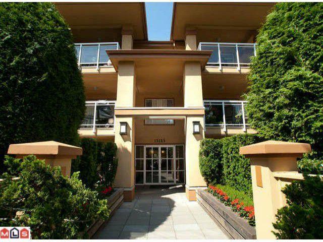 Main Photo: # 212 15185 22 AV in Surrey: Sunnyside Park Surrey Condo for sale (South Surrey White Rock)  : MLS®# F1413789