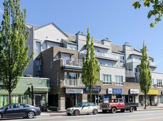 Main Photo: 307 3939 Hastings Street in Burnaby: Vancouver Heights Condo for sale (Burnaby North)  : MLS®# V1018976