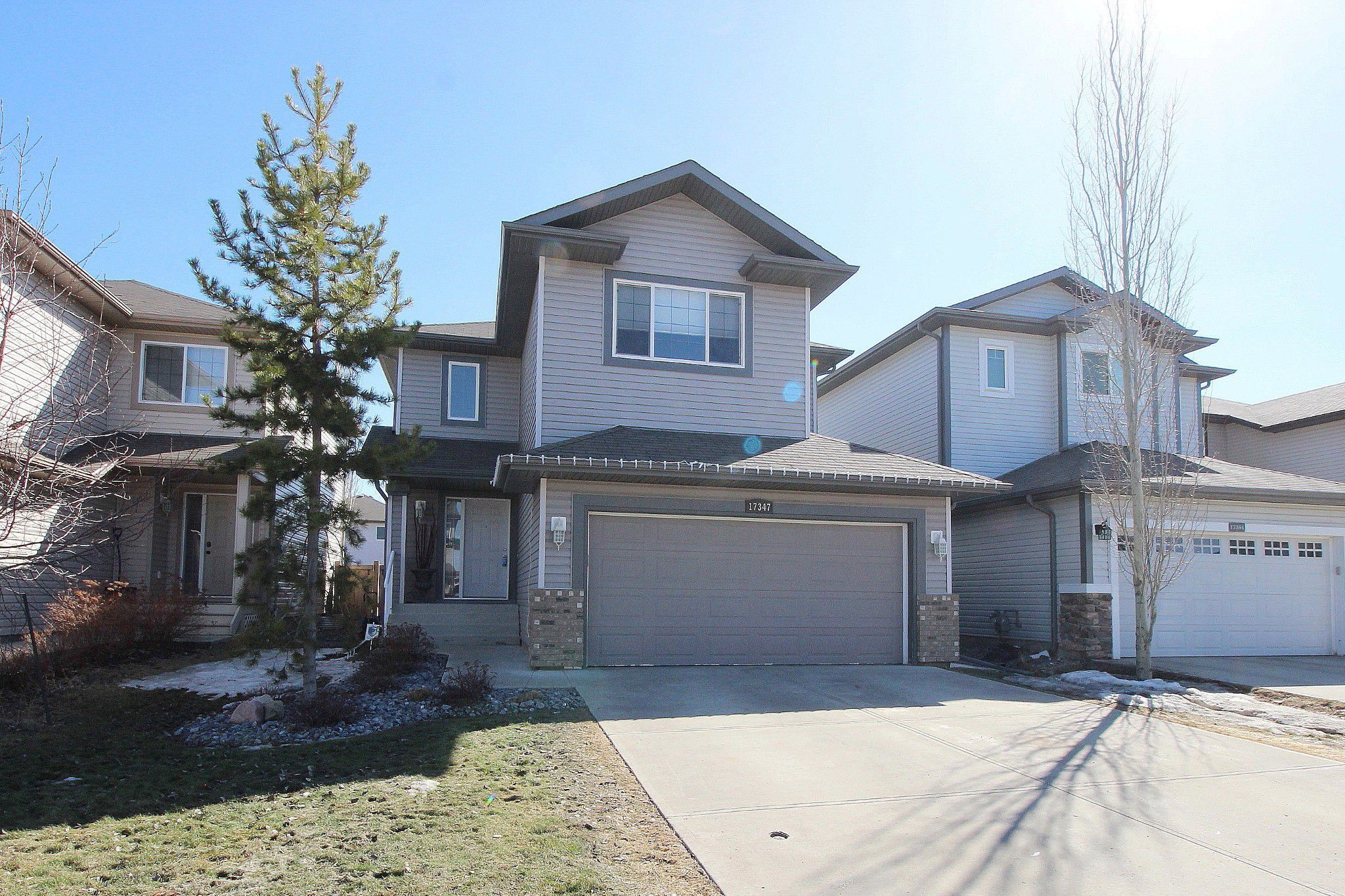 Main Photo: 17347 7A Avenue in EDMONTON: House for sale