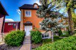 Main Photo: 14319 Stony Plain Road in Edmonton: Zone 21 Townhouse for sale : MLS®# E4215730