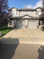 Main Photo: 21327 48 Avenue in Edmonton: Zone 58 House Half Duplex for sale : MLS®# E4167940