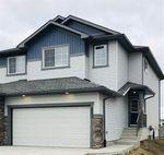 Main Photo: 7360 Chivers Crescent in Edmonton: Zone 55 House Half Duplex for sale : MLS®# E4176760