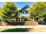 "Main Photo: 2 6635 192 Street in Surrey: Clayton Townhouse for sale in ""Leafside Lane"" (Cloverdale)  : MLS®# R2495712"