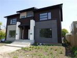 Main Photo: 10313 149 Street in Edmonton: Zone 21 House Half Duplex for sale : MLS®# E4185091