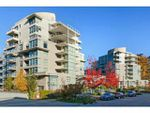 "Main Photo: 308 9232 UNIVERSITY Crescent in Burnaby: Simon Fraser Univer. Condo for sale in ""NOVO II"" (Burnaby North)  : MLS®# R2428427"