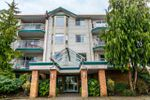 "Main Photo: 104 5360 205 Street in Langley: Langley City Condo for sale in ""Parkway Estates"" : MLS®# R2146181"
