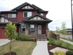 Main Photo: 3604 Weidle Bend in Edmonton: Zone 53 House Half Duplex for sale : MLS®# E4149391