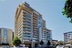 Main Photo: 1101 707 Courtney Street in VICTORIA: Vi Downtown Condo Apartment for sale (Victoria)  : MLS®# 414388
