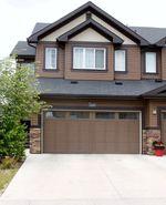 Main Photo: 5120 Godson Close NW in Edmonton: Zone 58 House Half Duplex for sale : MLS®# E4150294