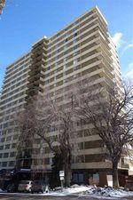 Main Photo: 1402 9903 104 Street in Edmonton: Zone 12 Condo for sale : MLS®# E4140611
