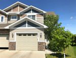 Main Photo: 9655 SIMPSON Place in Edmonton: Zone 14 House Half Duplex for sale : MLS®# E4147944