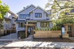 Main Photo: 2482 W 7TH Avenue in Vancouver: Kitsilano 1/2 Duplex for sale (Vancouver West)  : MLS®# R2504480