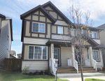 Main Photo: 4244 PROWSE Way in Edmonton: Zone 55 House Half Duplex for sale : MLS®# E4166058