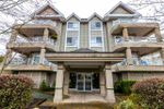 "Main Photo: 105 5568 201A Street in Langley: Langley City Condo for sale in ""MICHAUD GARDENS"" : MLS®# R2146981"