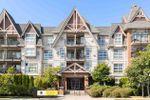 "Main Photo: 321 17769 57 Avenue in Surrey: Cloverdale BC Condo for sale in ""Cloverdowns Estates"" (Cloverdale)  : MLS®# R2397684"