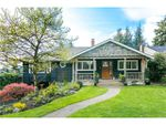 Main Photo: 4631 CEDARCREST AV in North Vancouver: Canyon Heights NV House for sale : MLS®# V1115330