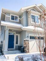 Main Photo: 2533 COUGHLAN Road in Edmonton: Zone 55 House Half Duplex for sale : MLS®# E4179282