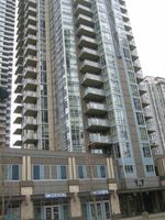 """Main Photo: 2008 3008 GLEN Drive in Coquitlam: North Coquitlam Condo for sale in """"M TWO"""" : MLS®# R2448979"""