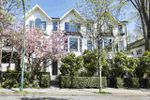 Main Photo: 2568 VINE Street in Vancouver: Kitsilano Townhouse for sale (Vancouver West)  : MLS®# R2453910