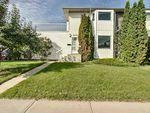 Main Photo: 4806 123 Avenue in Edmonton: Zone 23 House Half Duplex for sale : MLS®# E4214394