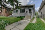 Main Photo: 8918 83 Avenue in Edmonton: Zone 18 House Half Duplex for sale : MLS®# E4201789