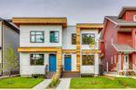 Main Photo: 11322 78 Avenue in Edmonton: Zone 15 House Half Duplex for sale : MLS®# E4214655