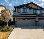 Main Photo: 5132 GODSON Close in Edmonton: Zone 58 House Half Duplex for sale : MLS®# E4202487
