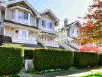 """Main Photo: 3 22000 SHARPE Avenue in Richmond: Hamilton RI Townhouse for sale in """"RICHMOND MEWS"""" : MLS®# R2415960"""