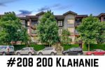 "Main Photo: 208 200 KLAHANIE Drive in Port Moody: Port Moody Centre Condo for sale in ""Salal"" : MLS®# R2484287"