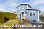 Main Photo: 243 FENTON Street in New Westminster: Queensborough House for sale : MLS®# R2389441