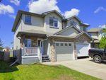 Main Photo: 1088 BARNES Way in Edmonton: Zone 55 House Half Duplex for sale : MLS®# E4204508